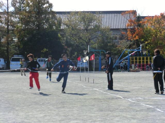 121110 古井町内運動会 (2) 11:29 各種 団体 リレー