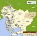 愛知県 地図 (マピオン)
