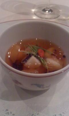 130128 ミクニ (3) あわびの スープ