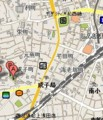 浜松の 地図