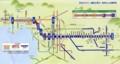 阪神なんば線 概念図