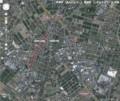 安城市 和泉町の 地図 (2013.6.15 作成)