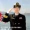 02 練習艦 せとゆき 艦長 2等 海佐 東良子さん (フラッシュ)