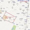 錦町小学校 周辺 ゾーン 30 地図
