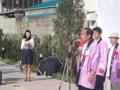 2013-07-30 南吉 モニュメント 除幕式 16:32 市長 あいさつ