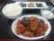 2013-08-15 12:22 福来源 なすと トマト いため ランチ