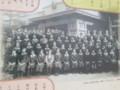 南吉 モニュメント 安城高等女学校 19回生 入学 記念 写真 (1938.5.25)