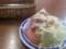 2013-09-13 12:54 BERMONDSEY CAFE ハムと キャベツの サラダ