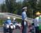 20130920 11:17:45 安城警察署 あきの 交通 安全 運動 出発式