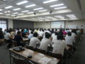 2013.9.26 職員 青パト 講習会 (1)