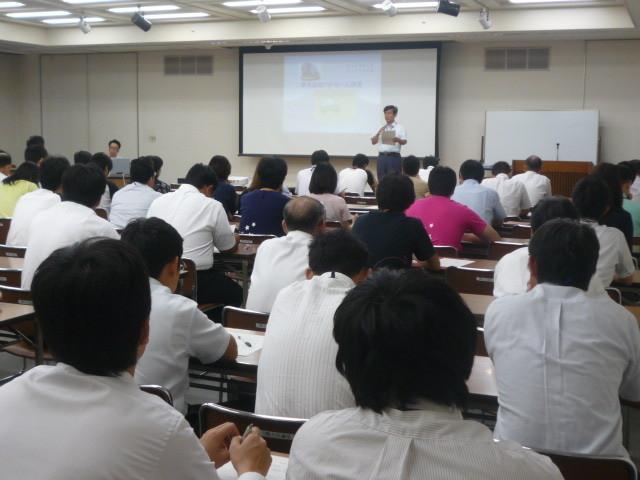 2013.9.26 職員 青パト 講習会 (3)