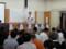 20130929 09:03 古井町内会 防災 訓練 町内会長から 防災 学習会の 案内