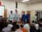 20130929 09:09 古井町内会 防災 訓練 市と 消防の 職員