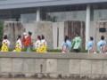 20131005 11:04 安祥文化のさとまつり 丈山小学校 三河万歳