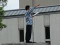 20131006 安城市歴史博物館 火縄銃 演武 デジカメ (1) 11:01