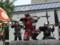 20131006 安城市歴史博物館 火縄銃 演武 デジカメ (8) 11:07