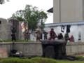 20131006 安城市歴史博物館 火縄銃 演武 スマホ (7) 11:18