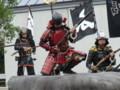 20131006 安城市歴史博物館 火縄銃 演武 デジカメ (10) 11:08