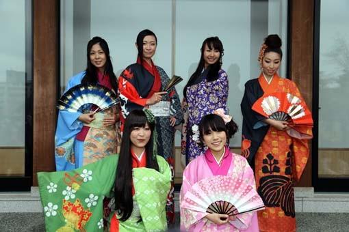 2013.3.31 初代 あいち戦国姫隊 卒業式 (名古屋ナビ)