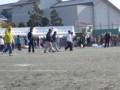 20131027 古井町内 運動会 09:18 グランドゴルフ ホールインワン