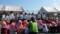 20131027 古井町内 運動会 11:34 安城南部小学校 金管 バンド