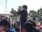 20131027 古井町内 運動会 11:38 安城南部小学校 金管 バンド