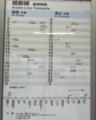 20131103 09:36 姫新線 佐用 時刻表