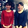 2013-11-16 大隅智子さんと 柏田久美子さん