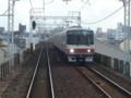 10:50:26 堀田-呼続間で ぎんいろ 電車と すれちがい