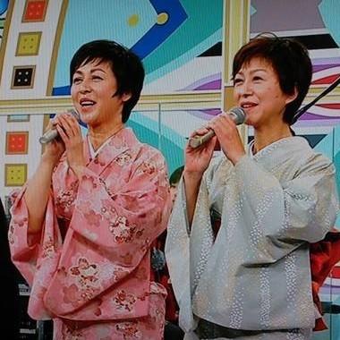 2013.12.1 NHK のど じまん 吉田しのぶさんと 津久井理恵さん