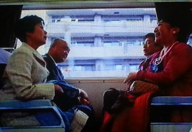 20140129 00.18.12 「名古屋 いき 最終 列車」 第2夜 電車内