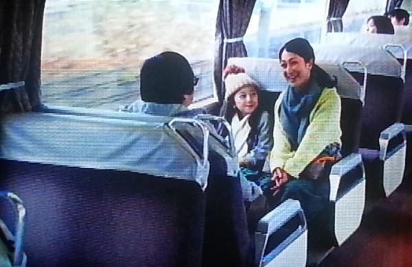 「名古屋いき最終列車!」第2弾第4夜 鶴田真由さん (2) 600-390