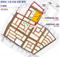 南明治 土地 区画 整理 事業 計画図 (2014.2.3)