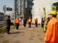 2014.4.9 JR安城駅ふみきり事故防止キャンペーン