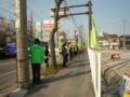 2014.4.9 安城市シートベルト着用キャンペーン (1)
