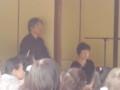 2014-05-18 14:07 どこでも朗読館 - 松丸春生さんと西川小百合さん
