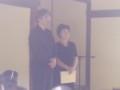 2014-05-18 14:15 どこでも朗読館 - 松丸春生さんと西川小百合さん