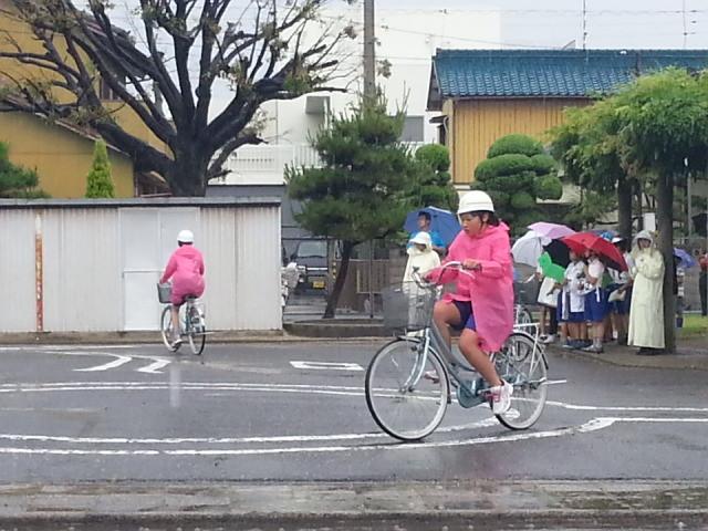 20140607 10:45 安城市こども自転車大会