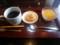 20140608 13:00 桃李蹊(とうりみち) - デザート