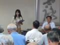 2014.6.20 安城市交通安全シルバーリーダー養成講座 (2) はじまり