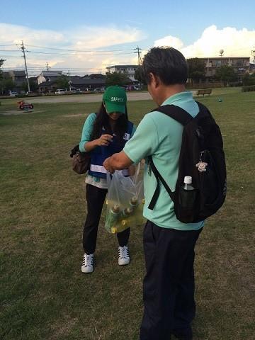 2014.7.31 大池公園のごみひろい (7)