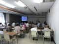 2014.9.9 安城市防犯ボランティアリーダー養成講座3かいめ (1)