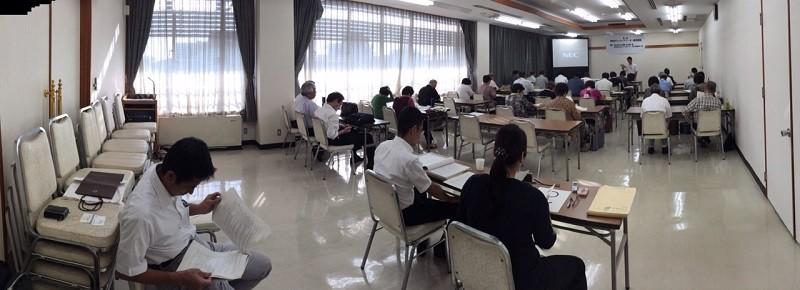 2014.9.9 安城市防犯ボランティアリーダー養成講座3かいめ (6) 800-290