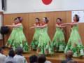 20140914 敬老会 - フラダンス