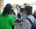 2014.9.22 西中自転車安全利用キャンペーン (4)