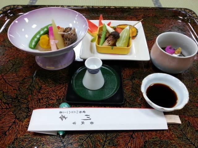 2014.9.18 川本さんで食事