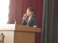 20141104 桜井中学校自転車安全利用キャンペーン (9)