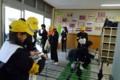 20141121 安城南中学校自転車安全利用キャンペーン (3)
