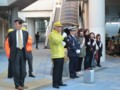 2014.12.5 JR安城駅 - 飲酒運転根絶キャンペーン (3)