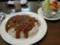 20141212_155723 富士松 - チーズカレーセット